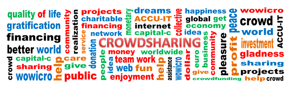 Crowdfinancing