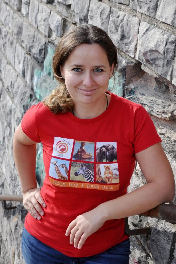 Reiseveranstalterin Jenny Strumpf, Go'n joy africa, Jungunternehmerin