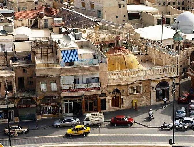 Abdulkader Shooks Geschäft in einer La